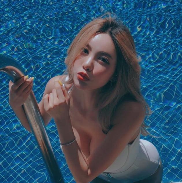 티아라 큐리./ 사진=인스타그램