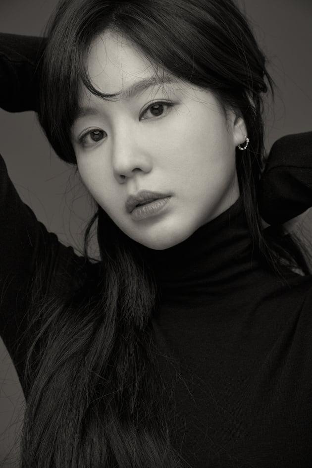 김아중, 영화진흥위원회 '코리안 액터스 200' 화보./ 사진제공=에이스팩토리