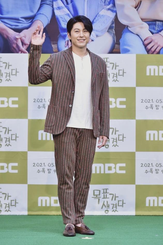 '목표가 생겼다' 배우 류수영./사진제공=MBC