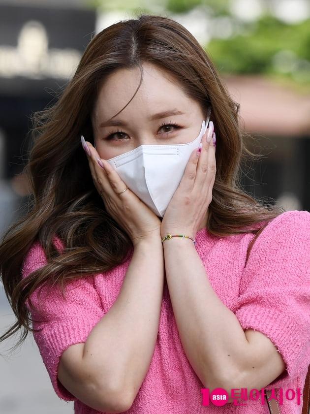 [TEN 포토] 임정희 '싱그러운 꽃받침'