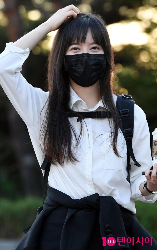[TEN 포토] 구혜선 '햇빛도 질투하는 미모'