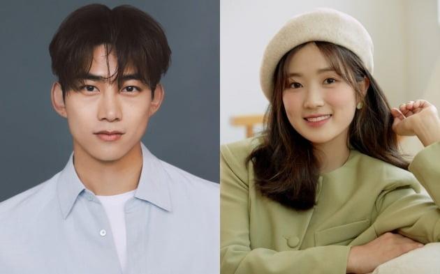 옥택연, 김혜윤 / 사진제공= 피프티원케이, 싸이더스HQ