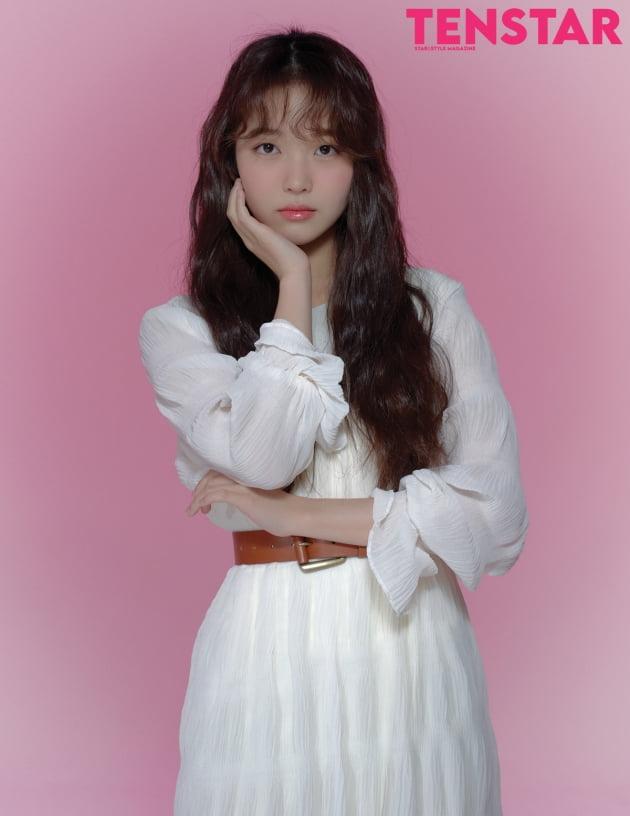 배우 홍승희./ 사진=텐스타