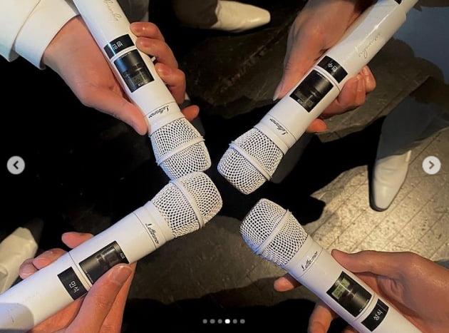 레떼아모르 길병민 '감회가 새로운 첫돌, 사랑으로 보답' [TEN★]