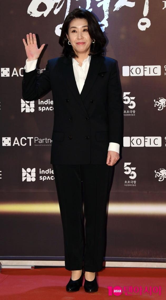 배우 김미경. /텐아시아DB