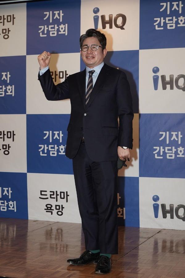 IHQ 박종진 총괄사장./사진제공=IHQ