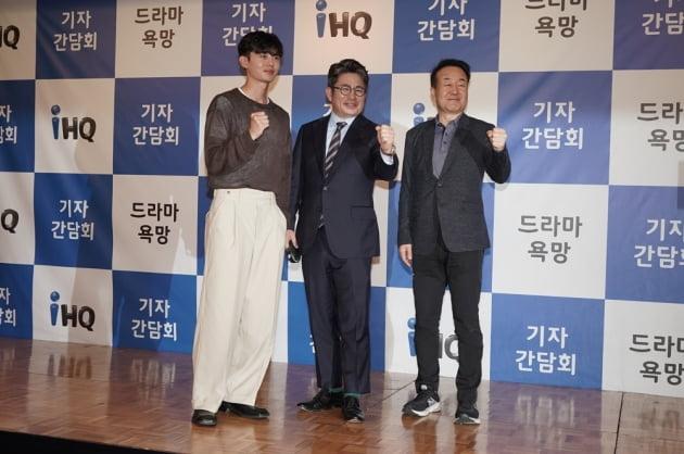 """""""제2의 펜트하우스"""" 라는데…'욕망', 김창열 물러난 IHQ 구원투수 될까[종합]"""