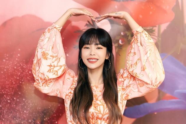 가수 헤이즈 / 사진제공=피네이션
