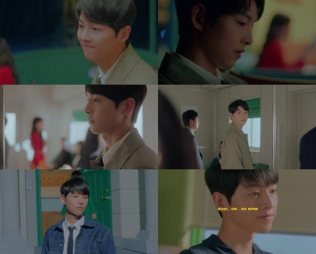 """헤이즈 """"송중기 '헤픈 우연' MV 출연, 그저 영광"""""""