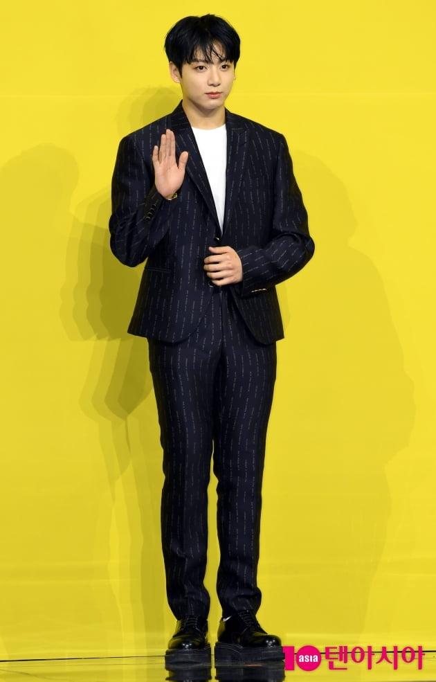 [TEN 포토]방탄소년단(BTS) 정국 '비주얼 막내'