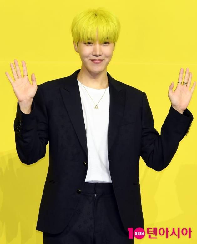 [TEN 포토]방탄소년단(BTS) 제이홉 '부드러운 남자'
