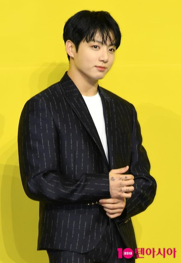 [TEN 포토]방탄소년단(BTS) 정국 '우주를 담은 눈동자'