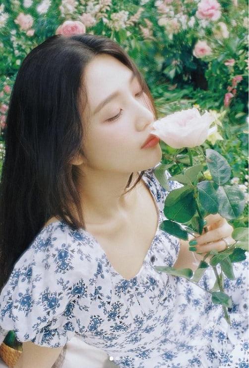 레드벨벳 조이 '요정이 따로없네...예쁘다는 말로는 부족해! '[TEN★]