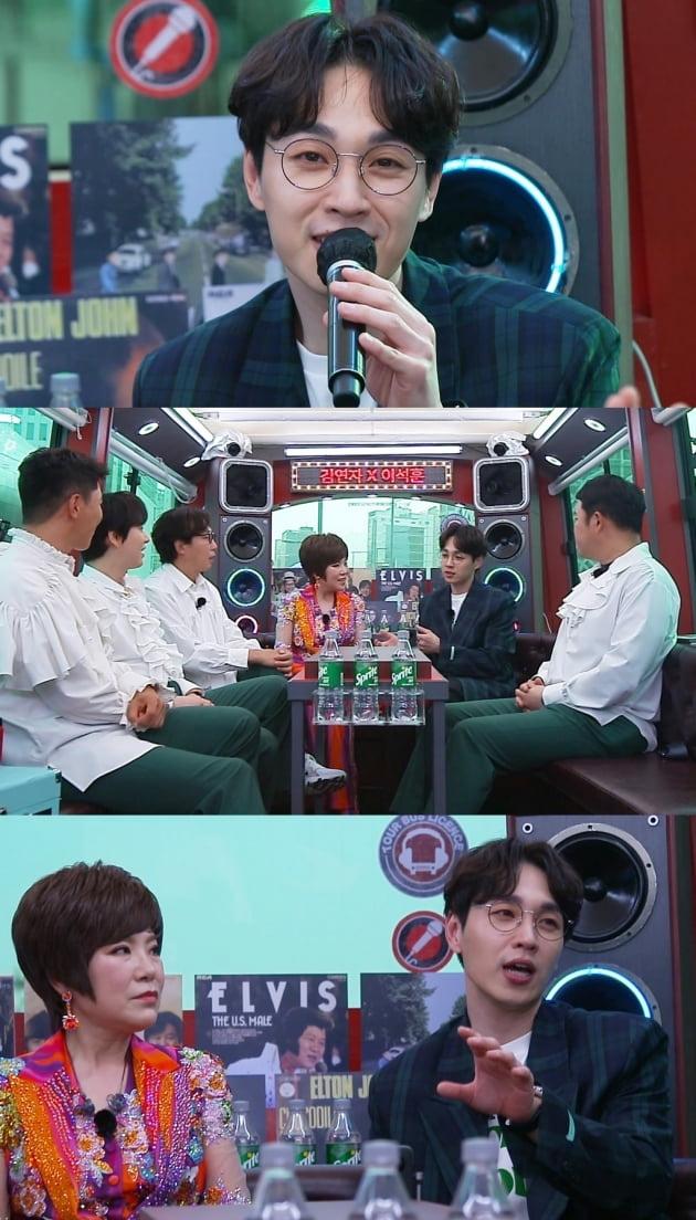 '티키타카' 이석훈/ 사진=SBS 제공