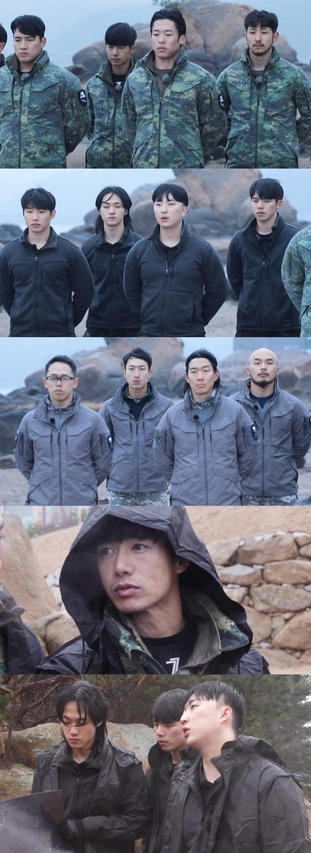 '강철부대' 스틸컷./사진제공=채널A, SKY