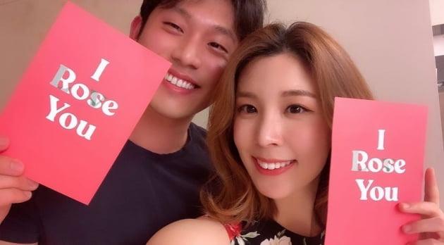 """함연지, ♥남편 풍선 이벤트에 행복한 오뚜기3세 """"자꾸자꾸 좋아져"""" [TEN★]"""
