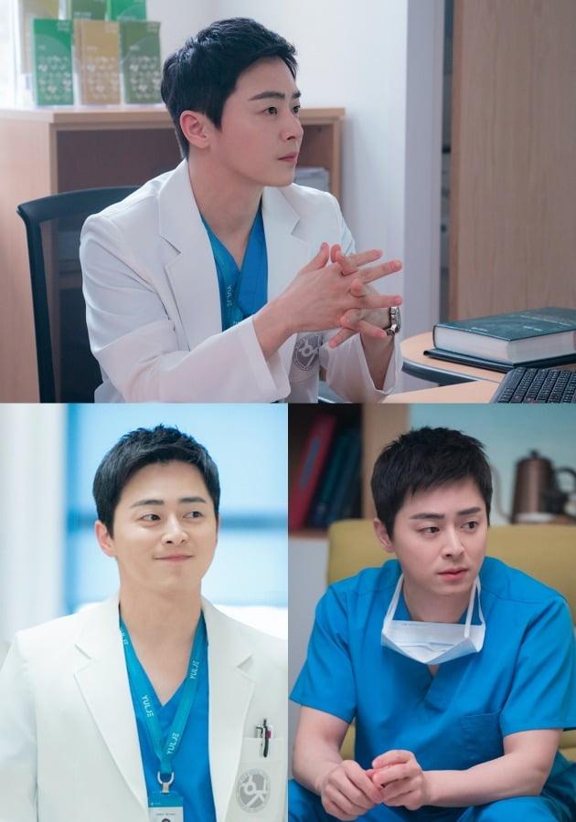 '슬기로운 의사생활 시즌2' 조정석./사진제공=tvN