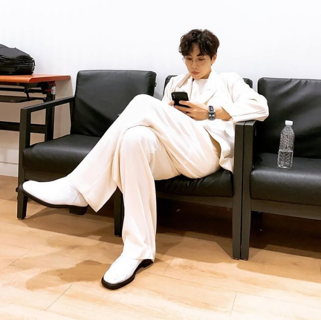 SG워너비 이석훈 '가래떡 패션 어때?...조청은 내 목소리'[TEN★]