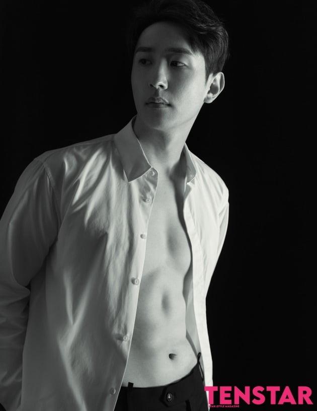 배우 안태환./사진제공=텐스타