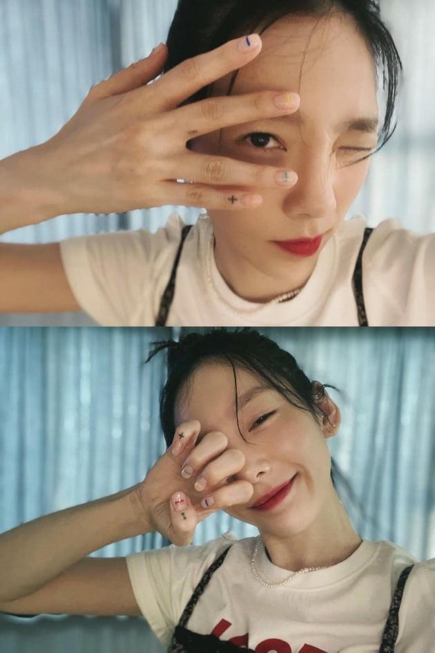 가수 태연/ 사진=인스타그램