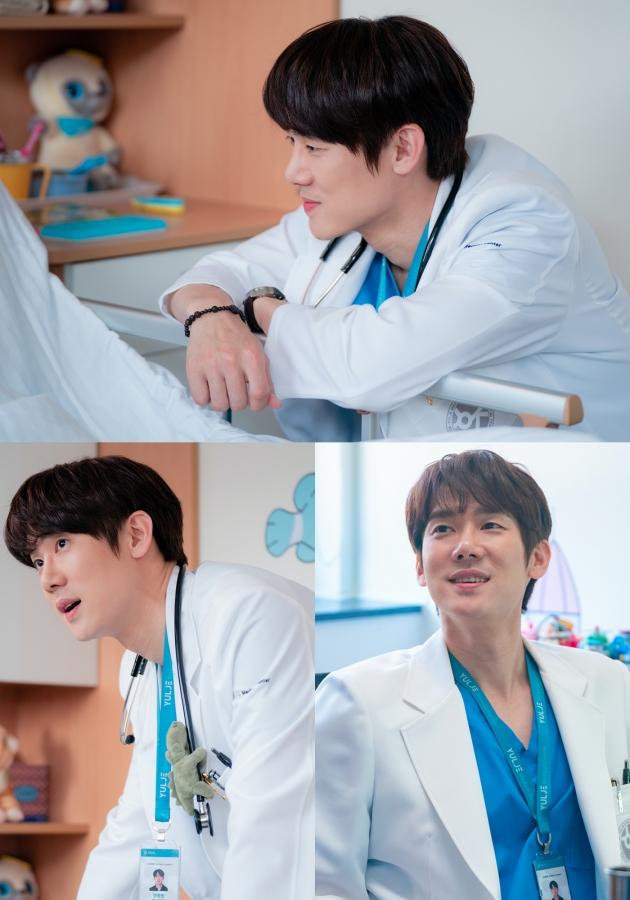'슬기로운의사생활시즌2' 유연석 스틸컷/ 사진=tvN 제공