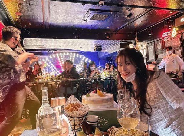 /사진=박규리 인스타그램
