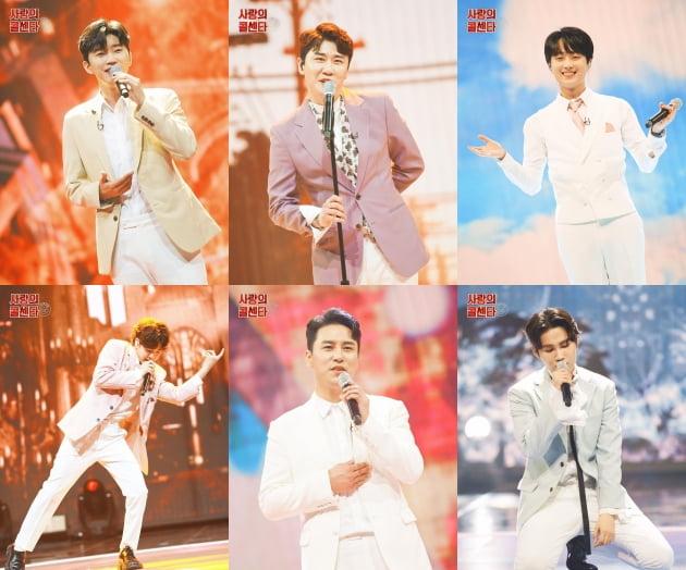 '사랑의 콜센타' TOP6/ 사진=인스타그램