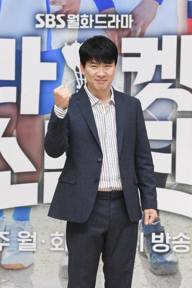 '라켓소년단' 김상경/ 사진=SBS 제공