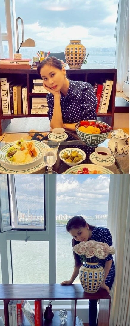 사진=고소영 인스타그램