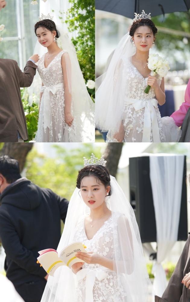 배우 김인이. /사진제공=WIP
