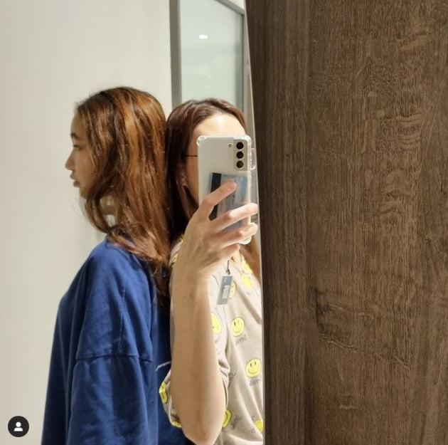 """이아현 중2 딸 167cm 엄마보다 크네 """"미국에서 인기 많겠다""""[TEN★]"""
