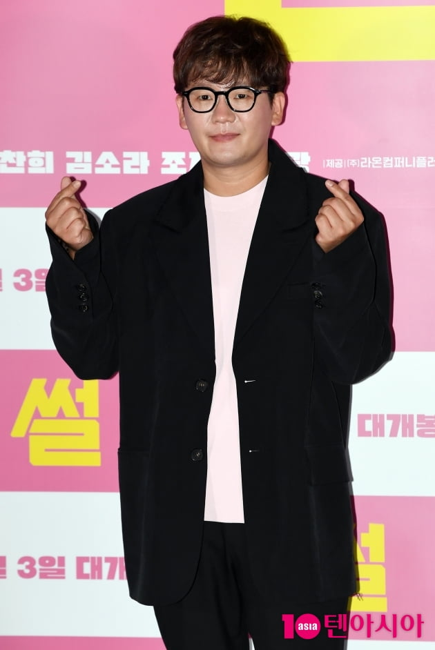 [TEN 포토] 김강현 '영화 첫 주연 작품 '