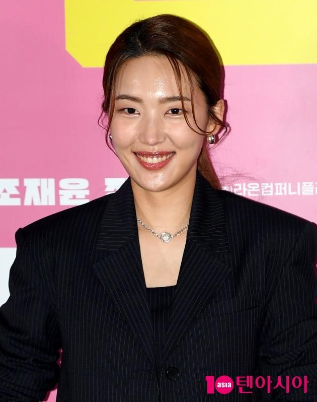 [TEN 포토] 김소라 '아름다운 미소'