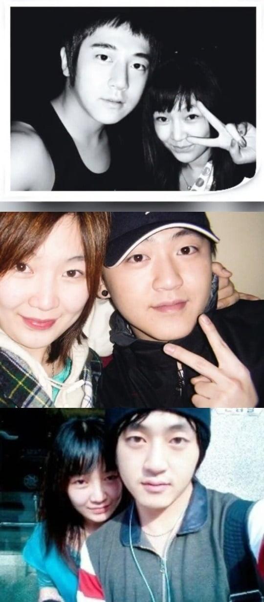 가수 자두와 제이윤/ 사진=인스타그램