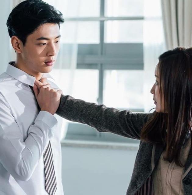 MBC 드라마 '앵그리맘' 한 장면./ 사진=지수 인스타그램
