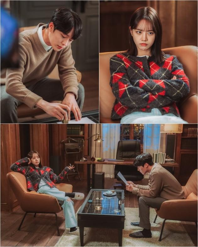 /사진=tvN 수목드라마 '간 떨어지는 동거' 스틸컷