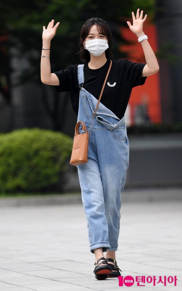 [TEN 포토] 표예진 '너무 편안한 복장'