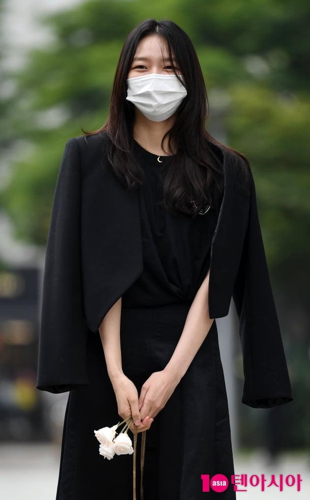 [TEN 포토] 이솜 '꽃보다 아름다운 미소'