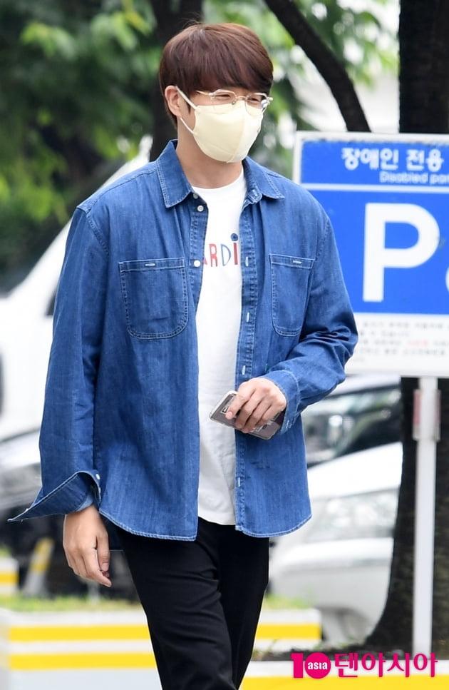 [TEN 포토] 성시경 '부드러운 상남자'