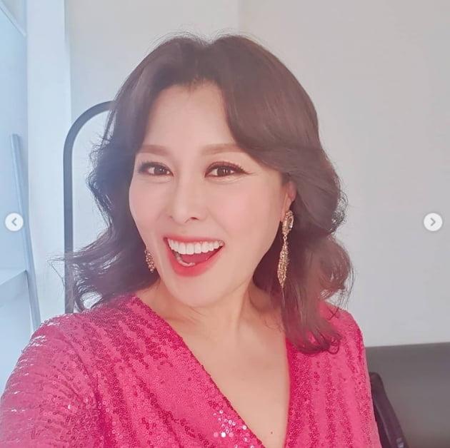 '32Kg 감량' 홍지민 '요요 극복 후 점점 진화하는 미모'[TEN★]