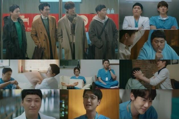 /사진=tvN 새 목요드라마 '슬기로운 의사생활2' 2차 티저