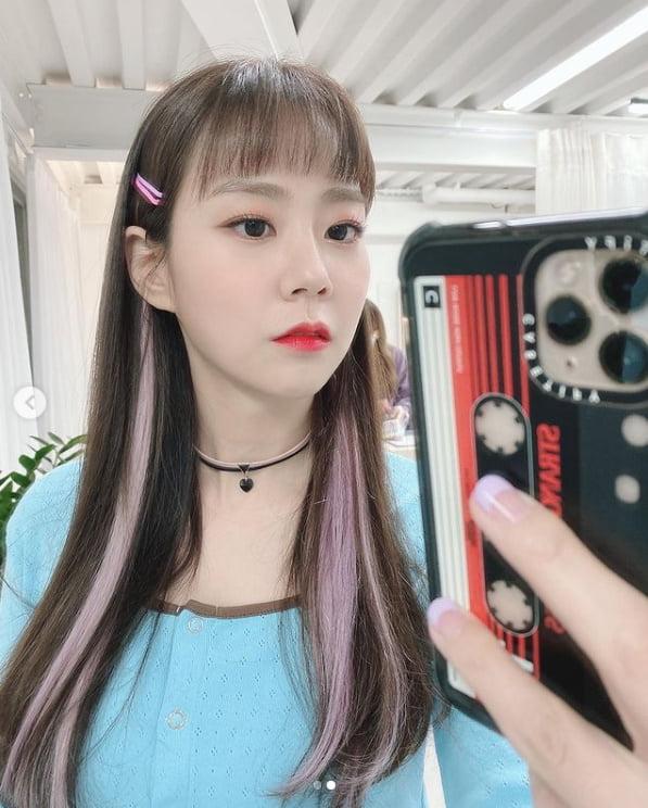 '34살' 한승연, 1도 안 변한 동안 미모 [TEN★]