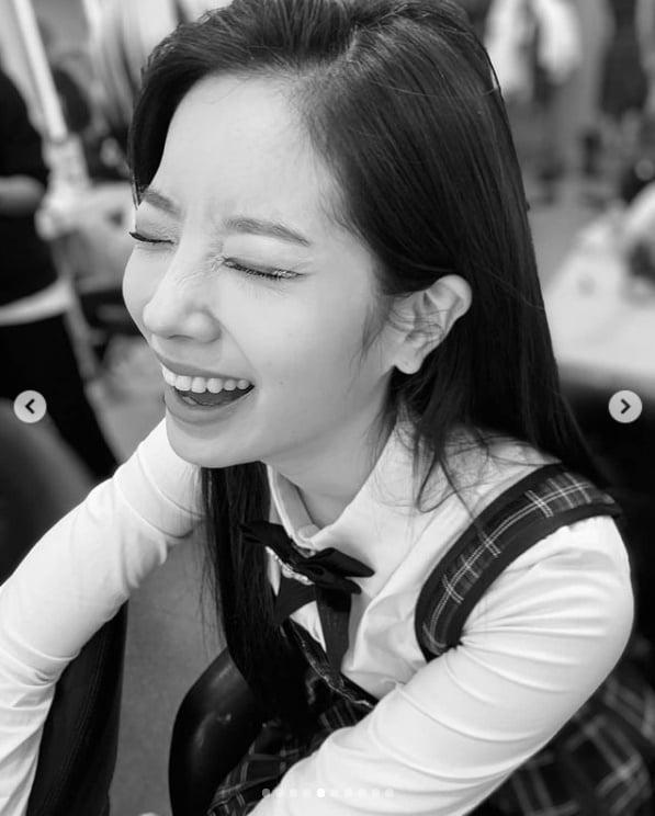 """트와이스, 찐 우정 """"우리 귀여운 다현이 생일 축하해"""" [TEN★]"""