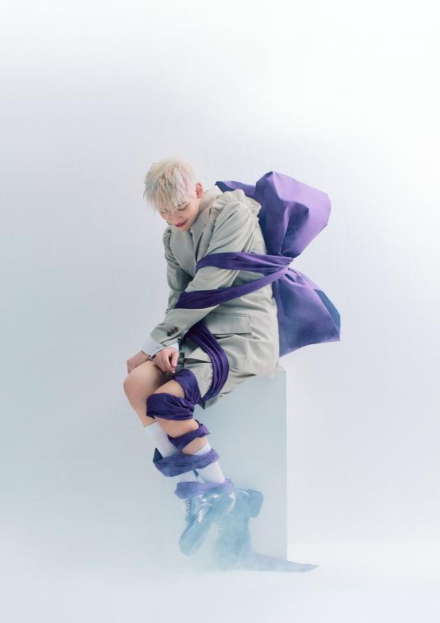그룹 갓세븐 뱀뱀 /사진 = 어비스컴퍼니 제공
