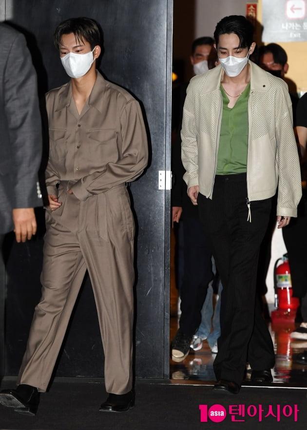 [TEN 포토] 서인국-이수혁 '여심 강탈범 등장'
