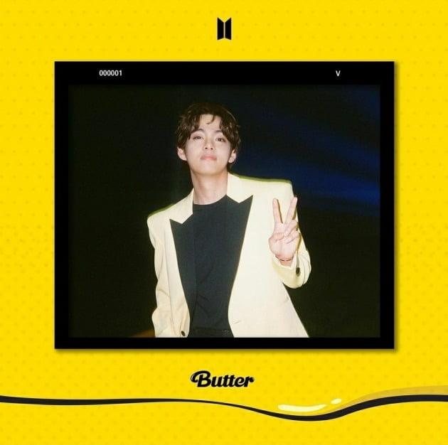 방탄소년단 뷔 / 사진=방탄소년단 공식 인스타그램