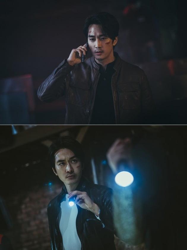 '보이스4' 송승헌 / 사진제공=tvN