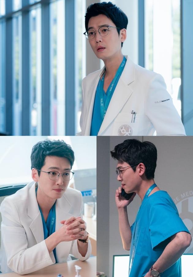'슬기로운의사생활시즌2' 정경호 스틸/ 사진=tvN 제공