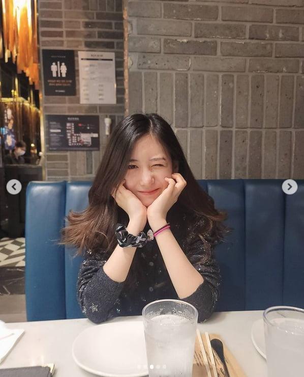 박찬민 딸 박민하, 성숙미 넘치는 인형미모 [TEN★]