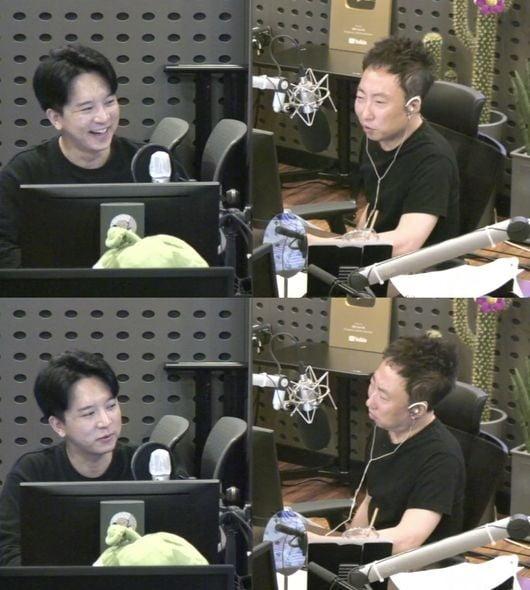 사진=KBS 쿨FM '박명수의 라디오쇼'